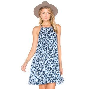 Show Me Your Mumu Katy Halter Dress~ worn once